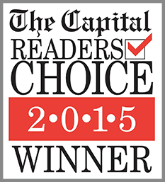 Readers Choice Award Winner 2015