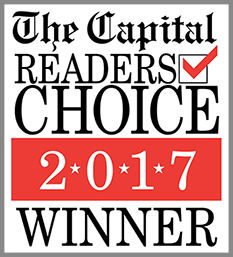 Readers Choice Award Winner 2017