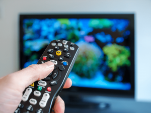 Remote Control - 10 Dirtiest Places in Your Home