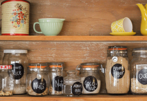 Spring cleaning tips pantry
